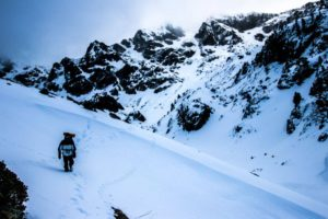 Micro-adventure in Alps (Les Mollettes)