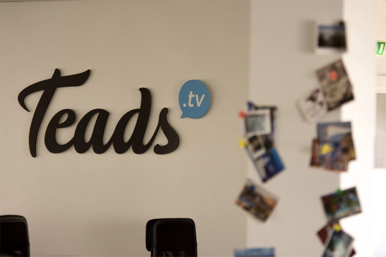 Value of a Strong Brand, Teads' Case Study